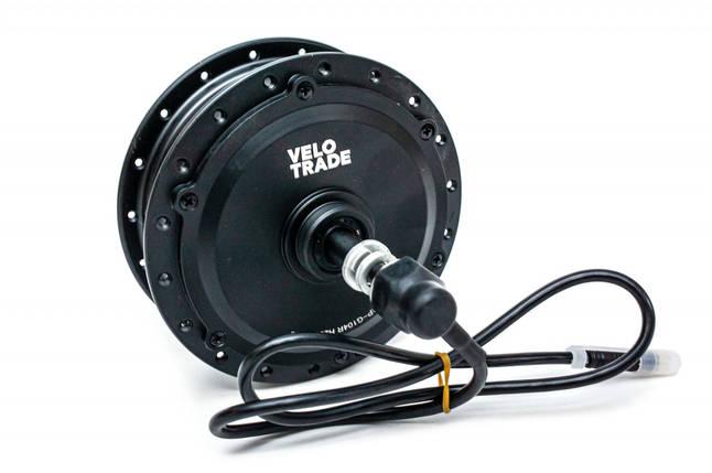 Мотор GP 36G104R редукторный 36В 500Вт, задний, 36H 12G под трещотку, фото 2