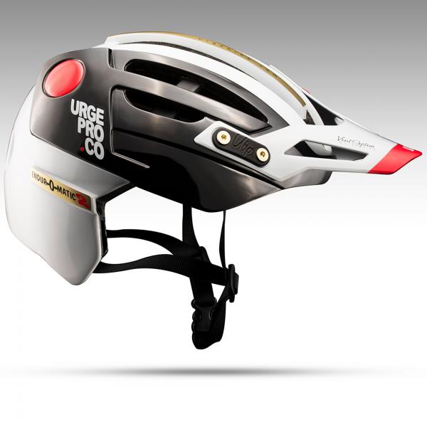 Шлем Urge Endur-O-Matic 2 RH черный MIPS S/M, 54-57см