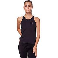 Майка для фитнеса и йоги UAR F208 размер S-L-42-48 цвета в ассортименте Черный S (42-44)