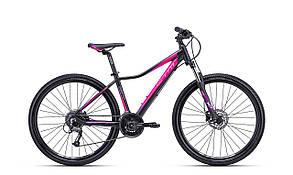 "Велосипед CTM Charisma 3.0 (matt black/pink) 14"" 2018 года"