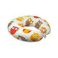 Подушка для беременных и кормления (совы) Руно