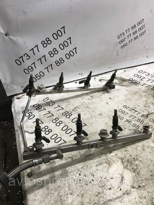 Топливная рейка с форсунками Mercedes-Benz ML w164 A2730700795