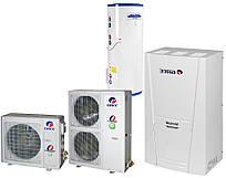 Однофазный тепловой насос Versati GRS-CQ8.0Pd/Na-K (8.5 кВт)