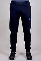 Зимние спортивные брюки на манжете Adidas (2121-1)