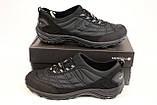 Кросівки чоловічі чорні в стилі Merrell, фото 5
