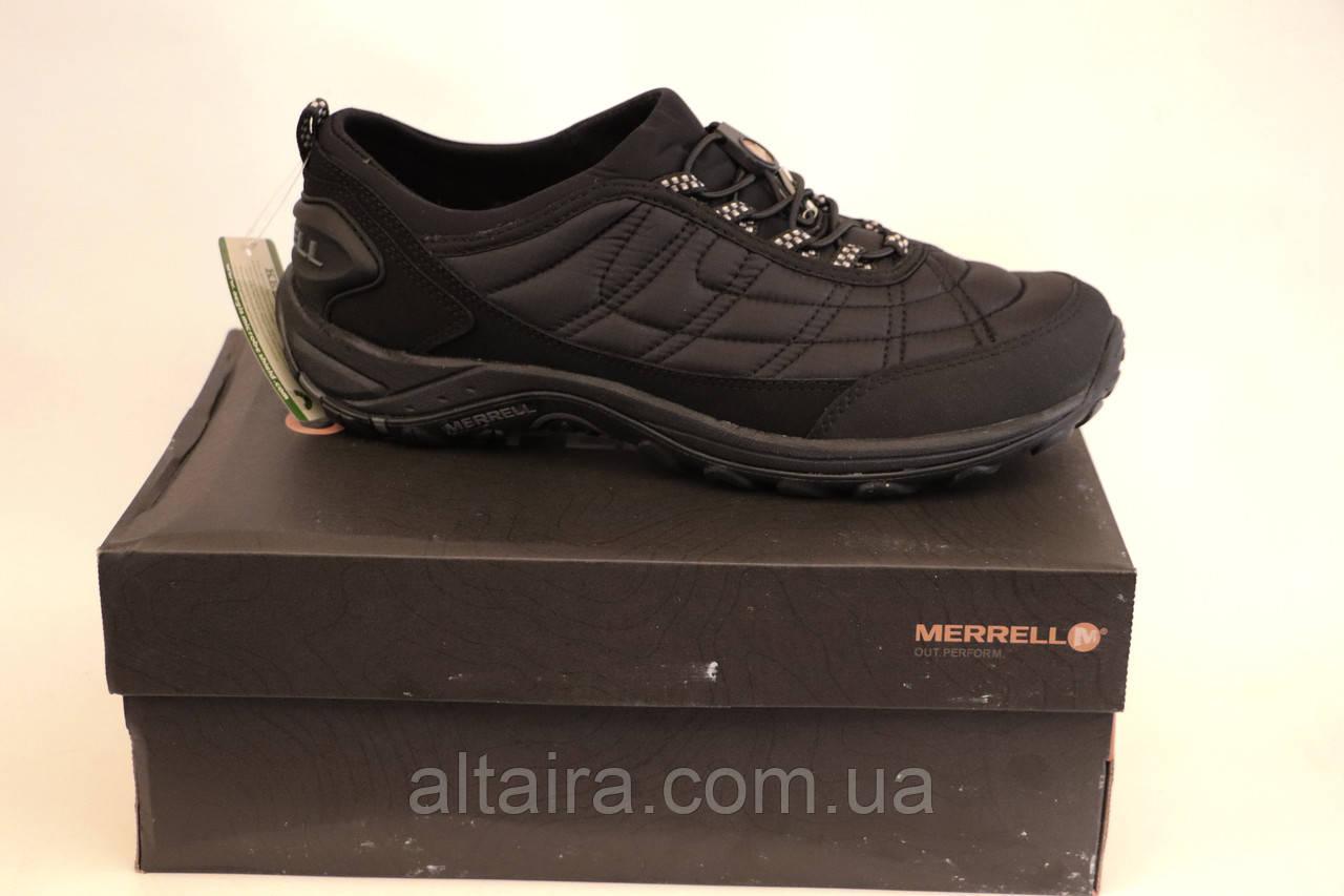Кросівки чоловічі чорні в стилі Merrell