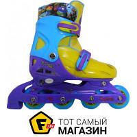 Роликовые коньки Disney Turtles 30-33 (RS0119)