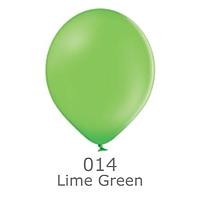 "Шар воздушный BELBAL пастель 014 Лайм зеленый Lime green 12"" (30см)"