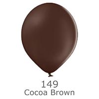 """Шар воздушный BELBAL пастель 149 Какао коричневый Сocoa brown 12"""" (30см)"""