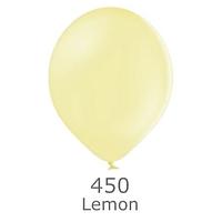 """Шар воздушный BELBAL пастель 450 Лимонный макарун Lemon12"""" (30см)"""