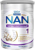 Суха молочна суміш NAN 1 HA Гіпоалергенний 400 г (12336731)