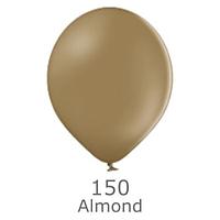 """Шар воздушный BELBAL пастель 150 Миндаль Almond 12"""" (30см)"""