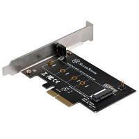 Плата расширения Silver Stone PCIe x4 до SSD m.2 NVMe (SST-ECM21)