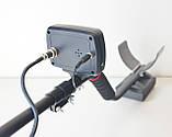 Металлоискатель Quasar ARM c FM трансмиттером и регулятором тока ТХ Черный, фото 2