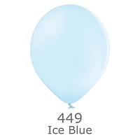 """Шар воздушный BELBAL пастель 449 Светло-голубой макарун Light blue12"""" (30см)"""