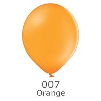 """Шар воздушный BELBAL пастель 007 Оранжевый Orange 12"""" (30см)"""
