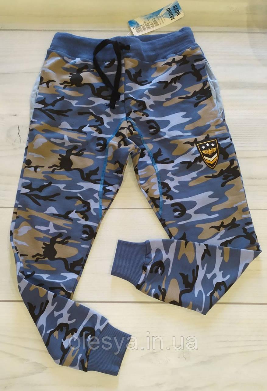 Стильные спортивные брюки для мальчиков Размеры 140, 152 Турция