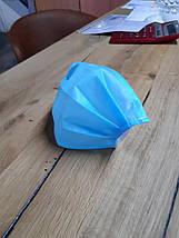 Защитная маска для лица трехслойная маска 100 шт, фото 3