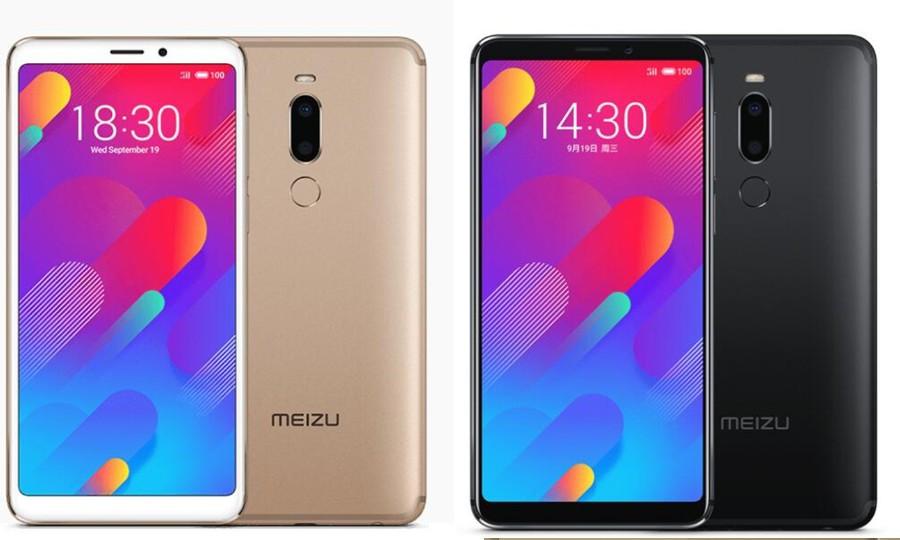 Meizu M8 4/64GB, 8 ядер Helio P22, Face ID, 12+5 Мп, Глобальная версия