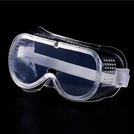 Медицинские очки для защиты глаз от брызг твердых веществ