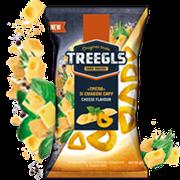 Кукурудзяні снеки «TREEGLS»