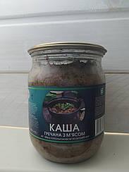 Каша гречневая с мясом Полтавская 0,5