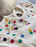 Літні платтячка  Gеоrgе  6-9м 68-74 см., фото 8
