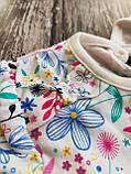 Літні платтячка  Gеоrgе  6-9м 68-74 см., фото 4