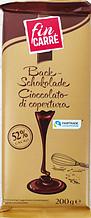Шоколад Fin Carre кондитерский черный 200 г