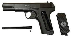 Пистолет пневматический Borner ТТ-Х