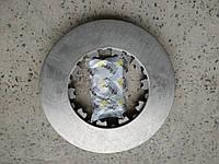 Диск тормозной (с клиньями) DAF 432*45 CF65/75/85,XF95 под клинья (EKER)
