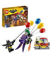 Конструктор Lepin 07048 Побег Джокера на воздушном шаре