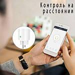Умная розетка Wi-Fi управление Wi-smart Plug комплект 3 шт розетка с таймером с голосовым управлением, фото 7