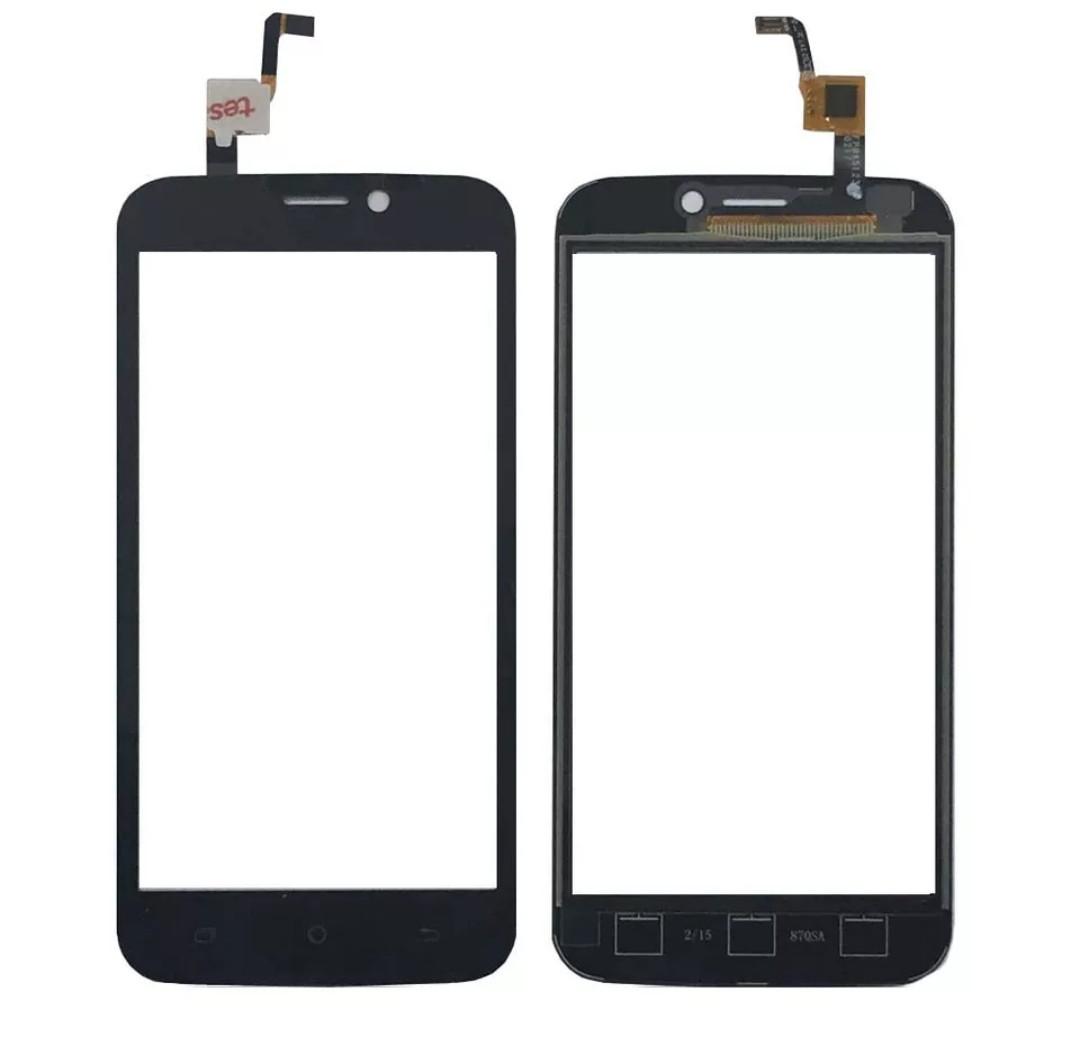 Touchscreen (сенсор) для смартфона Blackview A5 Чорний