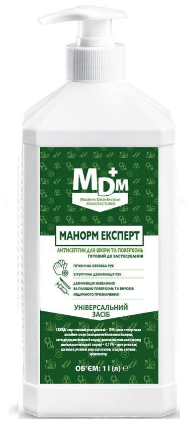 Средство дезинфицирующее MDM Манорм-Эксперт с дозатором