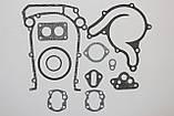Набор прокладок двигателя ГАЗ-53, 3307 полный с РТИ Премиум, фото 2