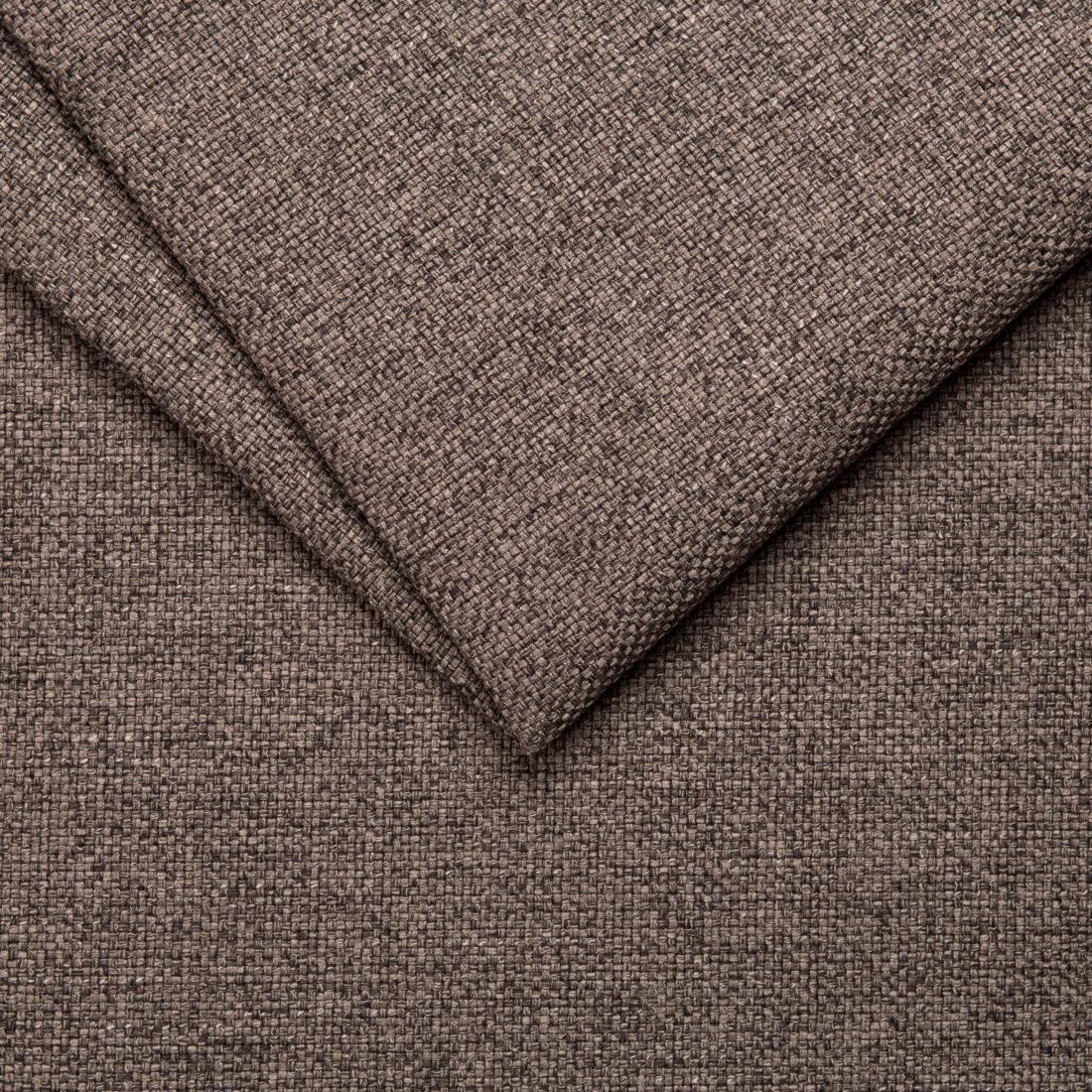 Мебельная ткань Jazz 5 Brown, рогожка