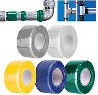 Универсальная супер прочная водонепроницаемая самоклеящаяся лента Flex Tape с защитой от протечек