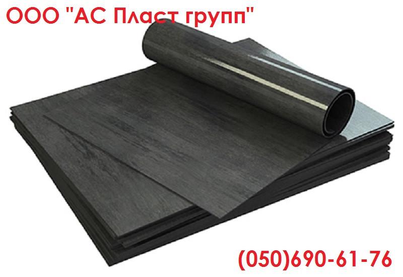 Техпластина МБС, рулонная, армированная, толщина 4.0 мм, ширина 1300 мм.