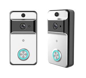 Беспроводной WiFi видеодомофон уличный защита от влаги IP53