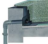 Воронка ТПЕ Impertek 65*100 L425 мм переливная парапетная для битумных кровель, фото 2