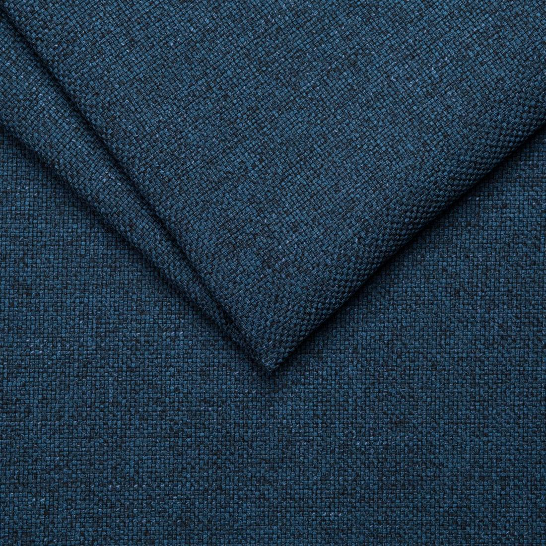 Меблева тканина Jazz 17 Blue, рогожка