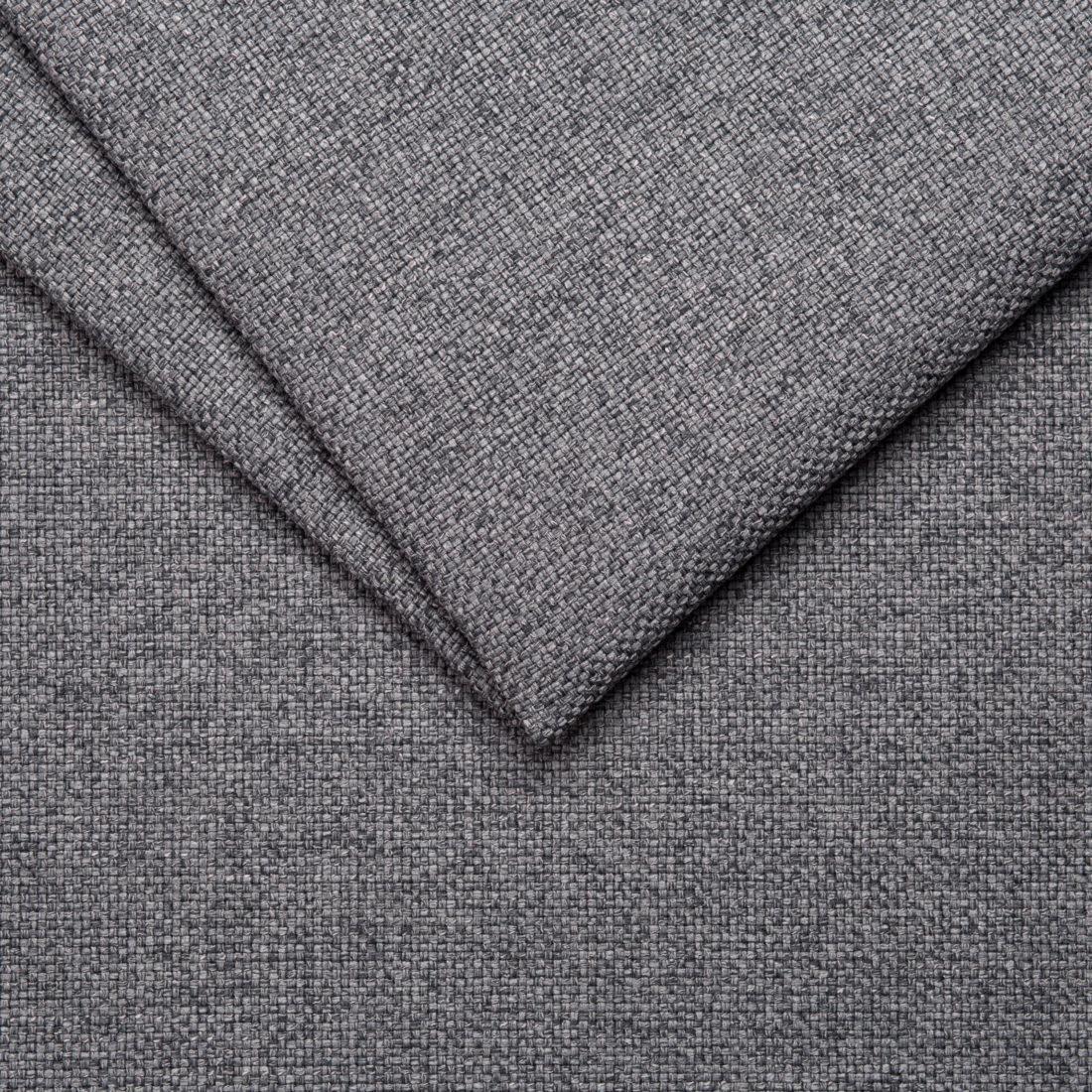 Мебельная ткань Jazz 21 Anthracite, рогожка