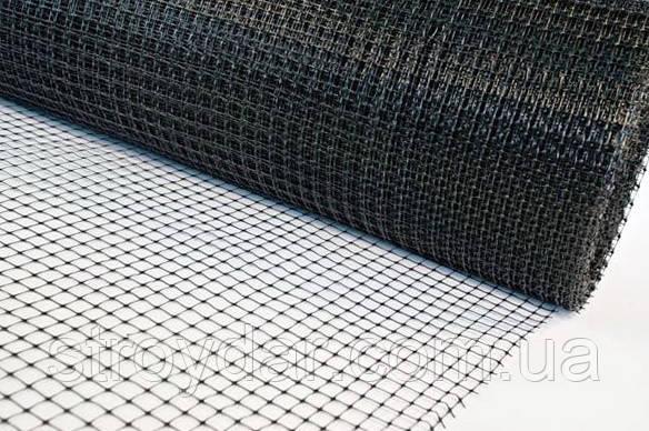 Сетка полимерная Tenax S-38 черная от кротов (2х50м) Италия