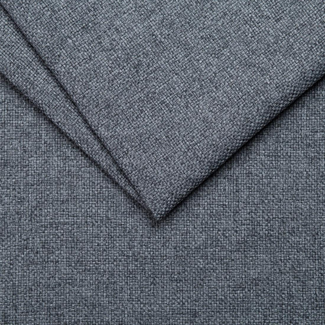 Мебельная ткань Jazz 23 Steel Blue, рогожка