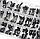 Набор электролитических конденсаторов 500шт в коробке (24 вида) 0,1-1000мкФ, фото 4