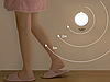 Светильник светодиодный на батарейках с датчиком движения. Удобное освещение шкафа, комода, подсобки