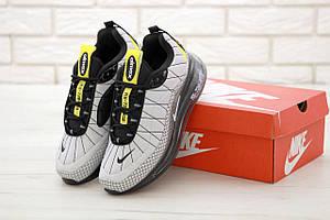 Мужские кроссовки Nike Air Max 720 818 в сером цвете