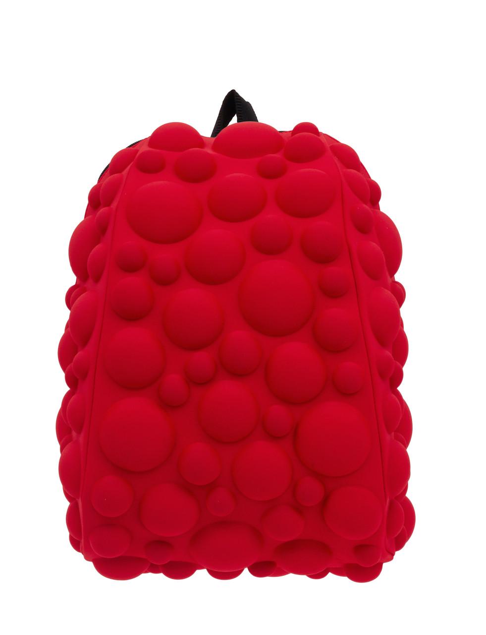 Рюкзак MadPax Bubble Half колір Neon Red червоний