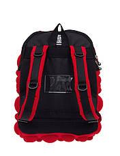 Рюкзак MadPax Bubble Half колір Neon Red червоний, фото 2